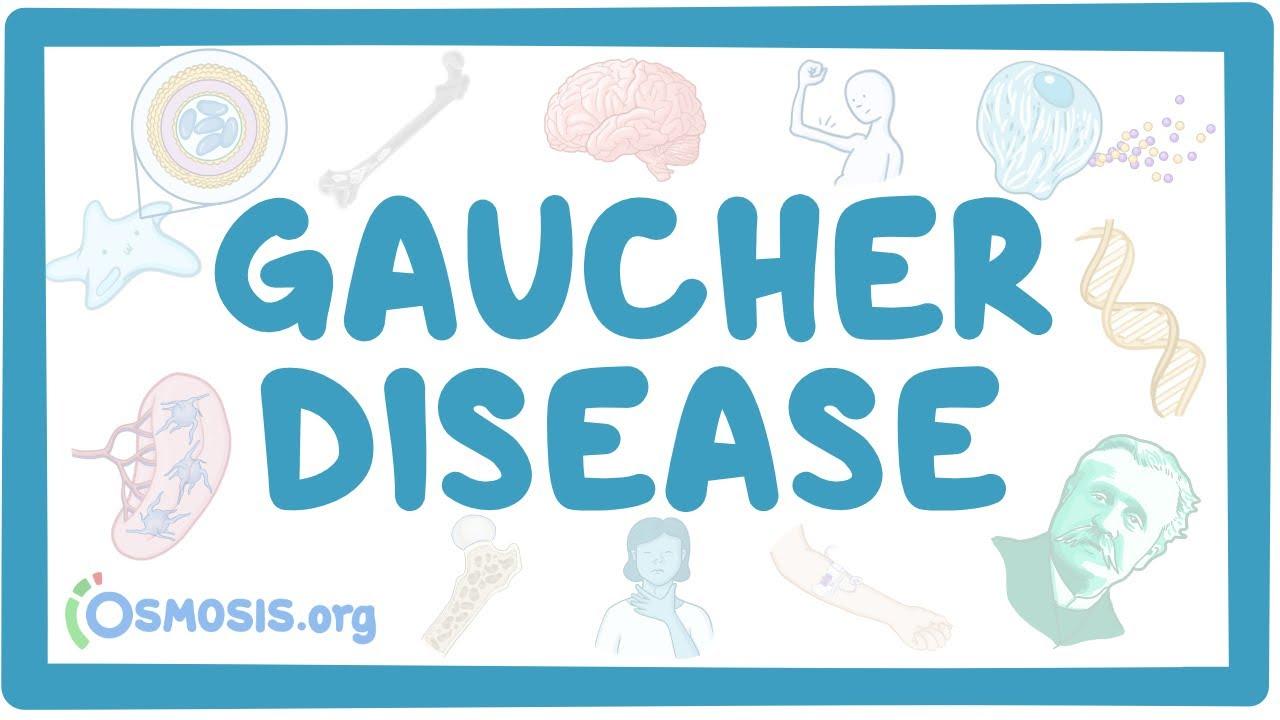 Gaucher Disease Causes Symptoms Diagnosis Treatment Pathology Youtube