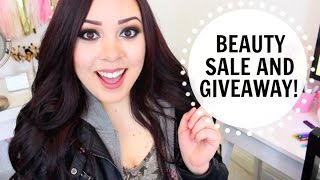 Spring Beauty Sale! | Skincare, Hair Products, Spa and more
