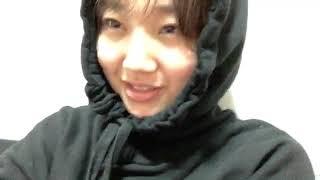 프로듀스48에 출연했던 야마다 노에(山田 野絵)의 2018년 12월 25일자 ...