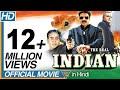 The Real Indian (Okka Magadu) Latest South Indian Hindi Dubbed Full Movie || Balakrishna, Anushka,