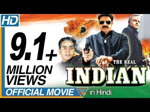 The Real Indian (Okka Magadu) Hindi Dubbed...