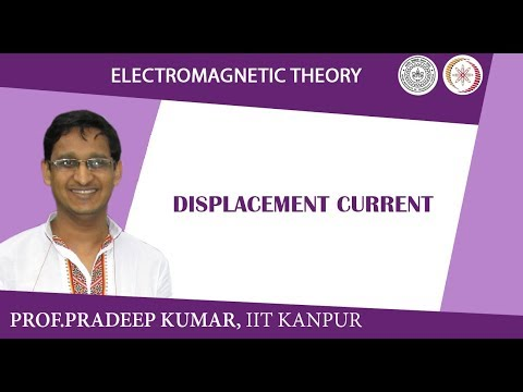 Displacement current