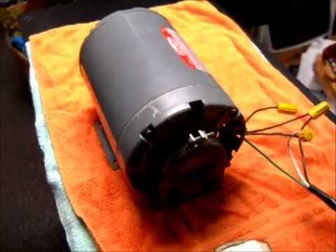 Dayton 115 Volt 2 Speed Motor Wiring