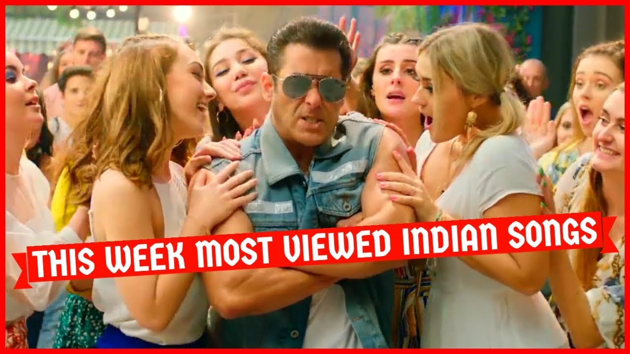 This Week Most Viewed Indian Songs on Youtube [17 February 2020]