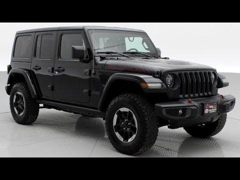 "2018 Jeep Wrangler Unlimited Rubicon JL | 8.4"" Touchscreen w/ NAV, RARE | ridetime.ca"