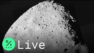 LIVE: NASA Spacecraft Attempts First-Ever Collection of an Asteroid