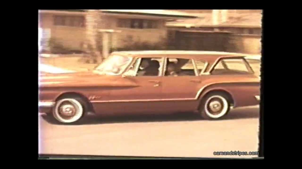 1960 Valiant V200 Suburban | Station wagon, Chrysler valiant