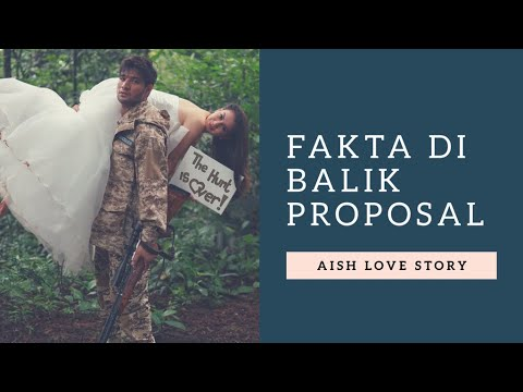 AishLoveStory Episode 2: Fakta Di Balik Wedding Proposal