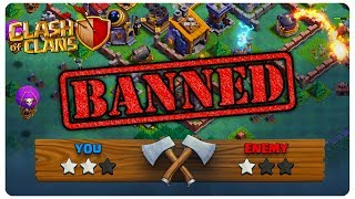 Am luat BAN | Clash of Clans Romania