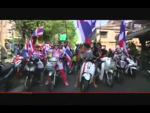 Thailand Protests Shutdown Rallies Commence