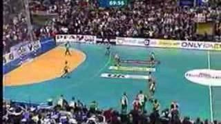 Finale Mondial Handball Féminin 2003 : Souvenir