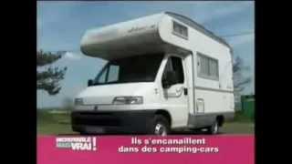 Rencontres en camping-cars