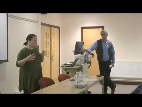 Durham Talk Part Two - Making Sense of Mad Studies Conference