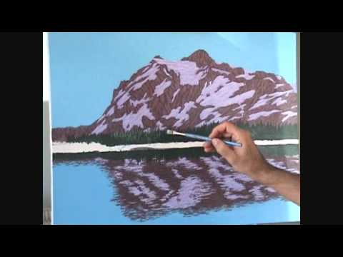 Hoe teken je Rotsen en Bergen met inkt en aquarel verf from YouTube · Duration:  11 minutes 56 seconds