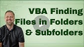 VBA to Delete any files  Must know KILL VBA Function - YouTube