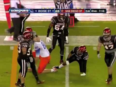 Kellen Moore vs San Diego State (2011)