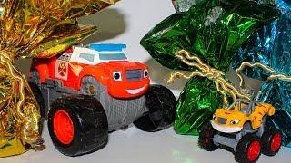 Игрушки Сюрпризы Вспыш и чудо машинки новые серии Развивающие мультики про машинки Видео для детей