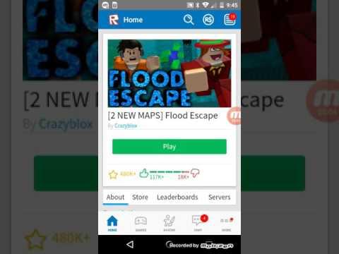 how to make a flood escape 2 map