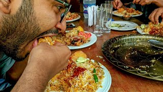 Eating Lunch(Mutton Biryani) With F...