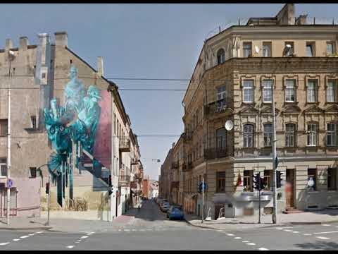 Vilnius, Street Art