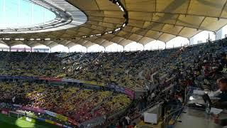 Atmosfera na Nacionalnom stadionu u Bukureštu pred meč Rumunija - Srbija!