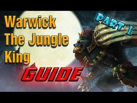[Build Guide] How To Play Warwick Jungle TT [Season 4] - [1/2] TOUGH ENEMY | League of Legends