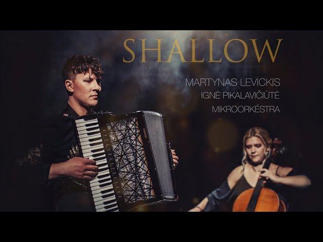 Shallow (A Star Is Born) – Martynas Levickis feat. Ignė Pikalavičiūtė & Mikroorkéstra