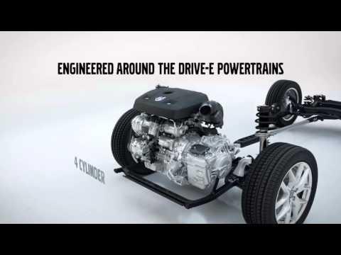 Así es la nueva plataforma modular de Volvo (CMA) | Auto10.com