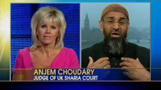 Interview: Muslim Cleric in Favor of Sharia Law Plans WH Protest