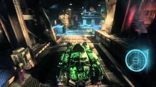 Arkham knight batman v superman skin story gameplay