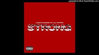 Justin Rarri - STRONG (feat. Lil Poppa) (INSTRUMENTAL) | @dpsoundz