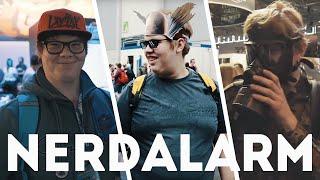 Nerds und Assis verarschen // Gamescom 2016