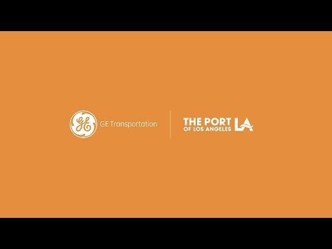 Port of Los Angeles & GE Transportation Agreements Approved by City Council