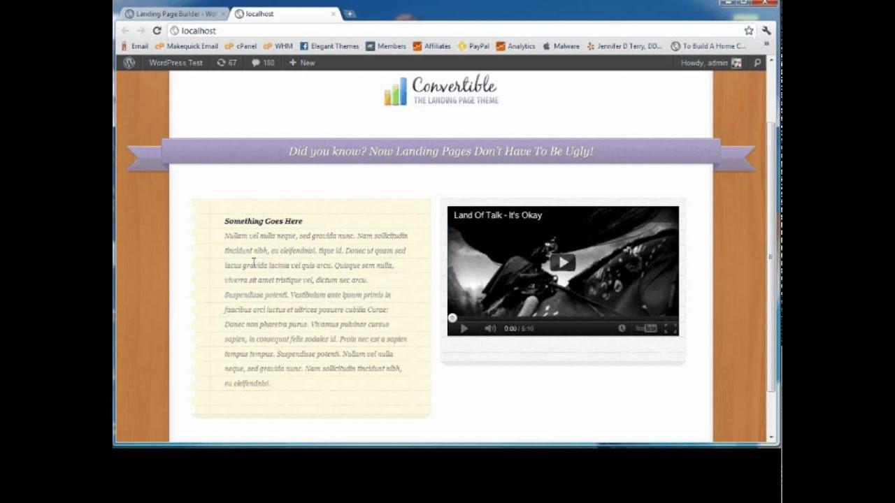 Conversion en WordPress. 225 € 180 €.