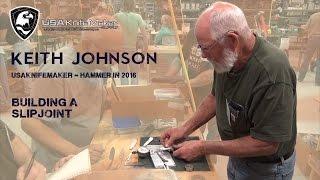 USAKnifeMaker - Keith Johnson - Slipjoint