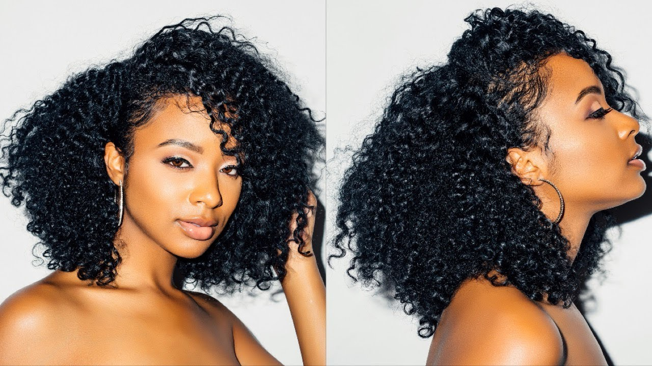 Type 4c Hair 4b 3c 4a Differences 3a 3b Products Care