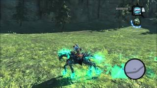 Darksiders 2: Despair in Classical Dressage