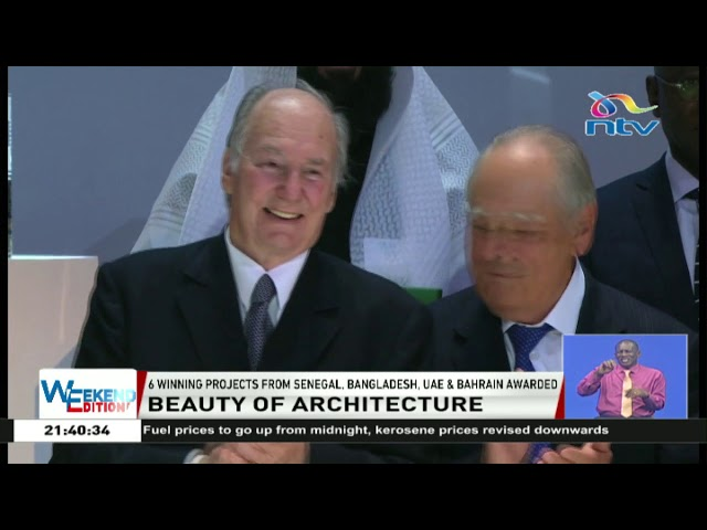 His Highness The Aga Khan hosts 14th edition of Architecture Awards
