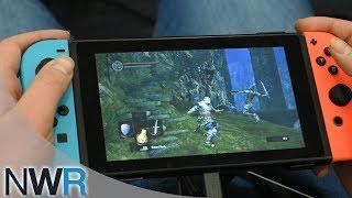 dark souls remastered gameplay