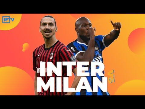 INTER MILAN 1-2 AC MILAN HIGHLIGHTS - SERIE A GOAL REACTIONS LIVE!