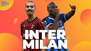 INTER MILAN VS AC MILAN LIVESTREAM GOAL REACTIONS LIVE!