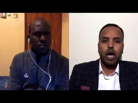 Xasuuqa Ethiopia Wariye Coldoon Iyo Activist Abdirashid Ali Shuaa Jeel Ogaden