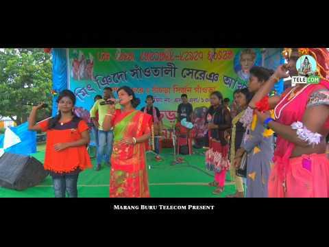 Ale Chatka Rema Matkom Dare(Rekha+Purnima)New Santali Fansan Video 2019