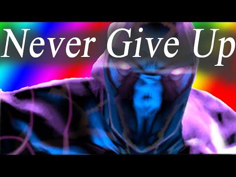 Dota 2 – Never Give Up (Motivational video)