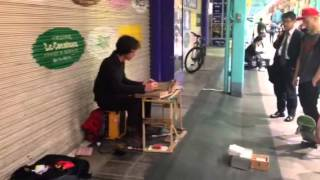 割り箸チェスター by エルサリさん