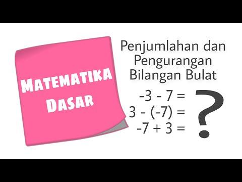 matematika-dasar,-operasi-penjumlahan-dan-pengurangan-bilangan-bulat