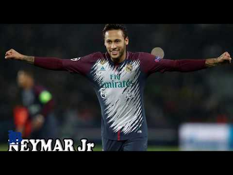 Neymar With Real Madrid Jersey (Simple Photoshop)