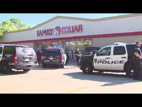 Family Dollar Store Deadly Robbery