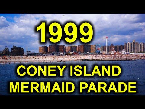 1999 Coney Island Mermaid Parade