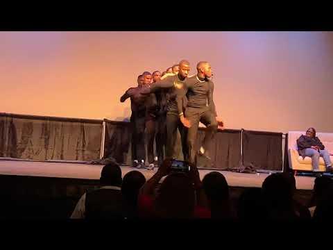 USM Homecoming Stepshow 2019: Mu Xi Chapter Of Alpha Phi Alpha Fraternity, Inc.